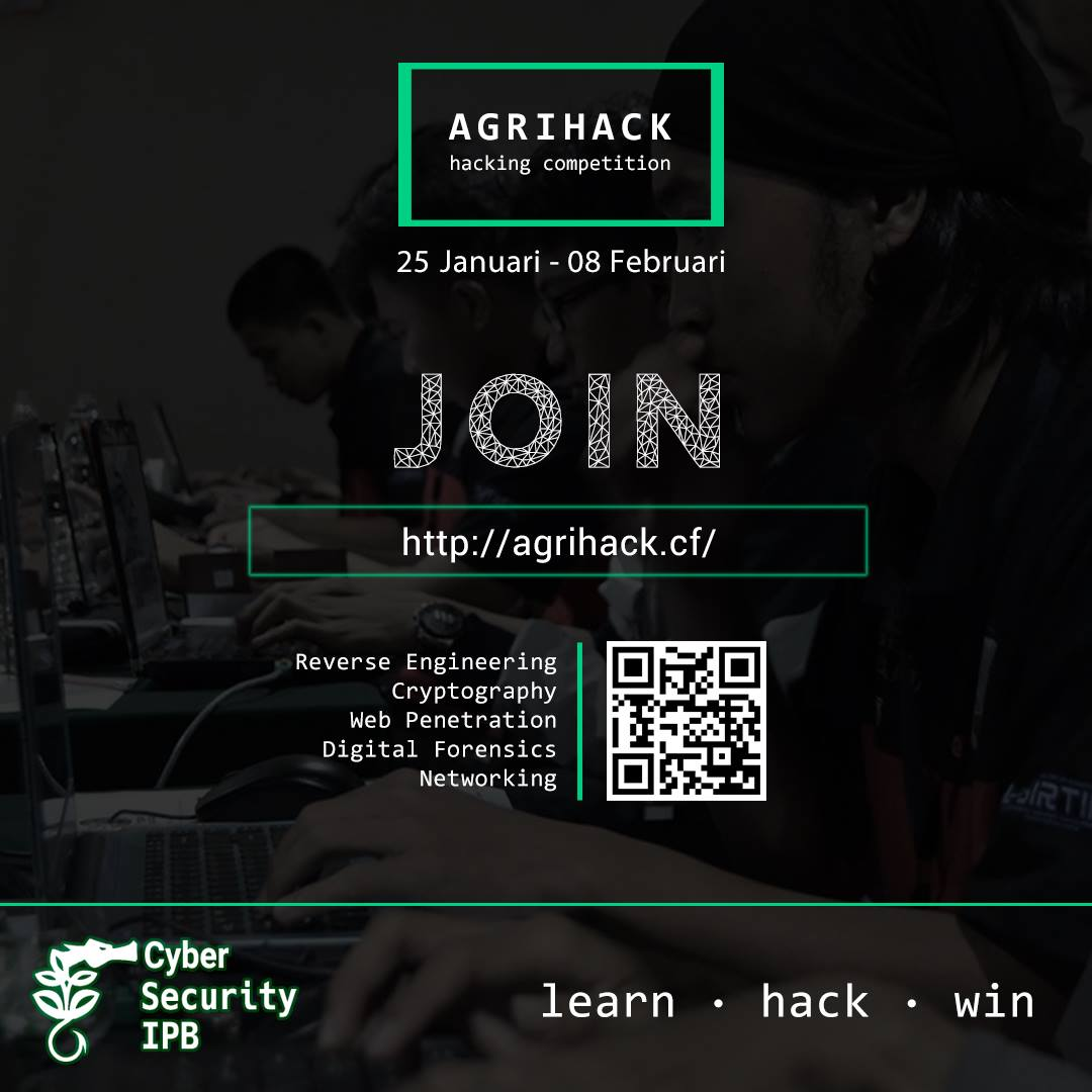 AgriHack Hacking Competition