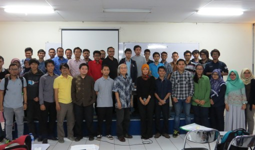 Kuliah Umum Remote Sensing Technology for Environmental Monitoring – Prof Kohei Arai