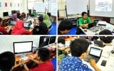 Pelatihan jurnalistik teknologi informasi