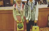 Mahasiswa Ilmu Komputer dan Statistika Meraih Juara 1 pada lomba Mathematics Computation Competition
