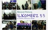 Selamat Bergabung bagi Ilkomerz 52 dan Ilkomerz 53 di Keluarga Besar Departemen Ilmu Komputer