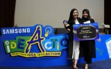 Dua Mahasiswa Ilmu Komputer IPB Meraih Juara 2 di Samsung IdeAction dengan Aplikasi Virtual Fitting