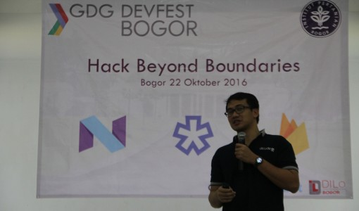 Google DevFest: Hack Beyond Boundaries