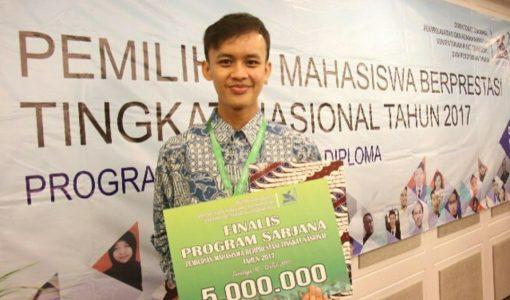 Kisah Muhammad Murtadha Ramadhan Menuju Pilmapres Nasional 2017