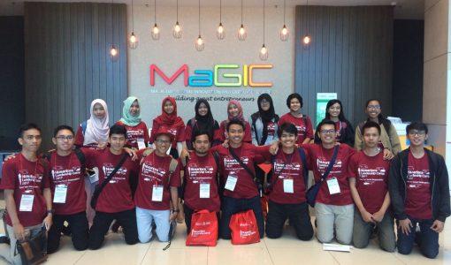 Kisah Mohammad Ghifari Haekal di Nusantara Leadership Camp 2017, Malaysia