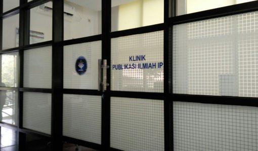 Peluncuran Klinik Publikasi Ilmiah IPB