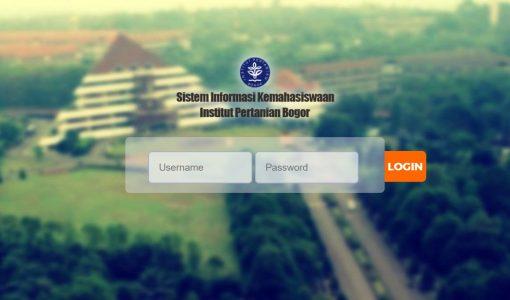 Sosialisasi Sistem Informasi Kemahasiswaan