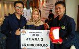 Mahasiswa Ilkom IPB Mengembangkan Aplikasi untuk Membantu Tuna Rungu Mengikuti Pilkada
