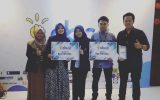 Tastenasia Membawa Tiga Mahasiswa Ilkom IPB Menjadi Juara 2 di Kompetisi Bisnis Kreatif