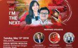 Seminar IndonesiaNEXT Kerja Sama Telkomsel dan Ditmawapeka IPB