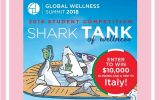 "The ""Shark Tank of Wellness"" competition is open for application! – International Collaboration Office IPB"