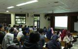 Sosialisasi Tugas Akhir Mahasiswa Program Sarjana Ilmu Komputer Tahun Akademik 2018/2019
