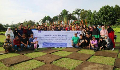 Team Building Training Departemen Ilmu Komputer