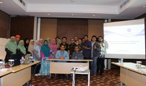 Workshop Penyusunan Instrumen Pembelajaran Standar ASIIN